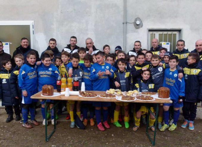 Terzo tempo di sport e amicizia tra i Pulcini 2005 del Castelnuovo e della Pieve San Paolo