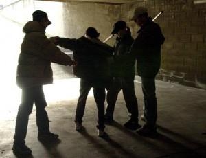 aggressione marocchini lucca