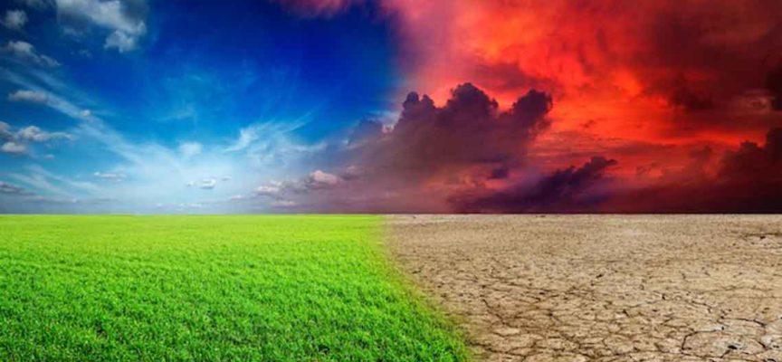 UOMINI NELLA TEMPESTA, NEI CAMBIAMENTI CLIMATICI