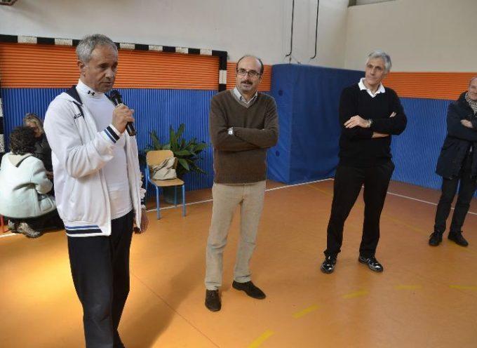 IL PLURIMEDAGLIATO ATLETA NON VEDENTE STEFANO GORI  AMBASCIATORE DELLO SPORT