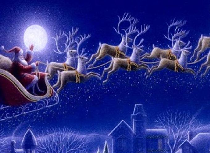 Migliaia di visitatori per la nuova casa di Babbo Natale in sala Suffredini