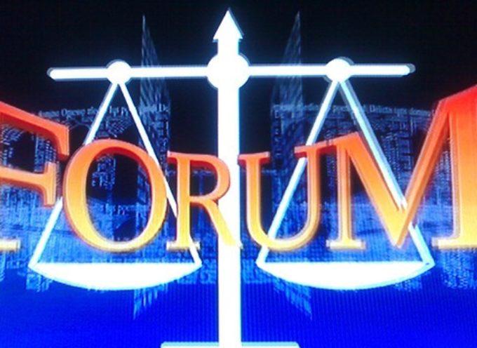 VUOI PARTECIPARE AL PROGRAMMA TELEVISIVO DI FORUM di canale 5 e rete 4…….