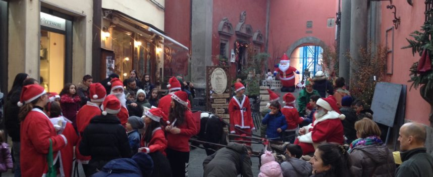 Castelnuovo, ultime serate di shopping