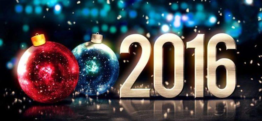 La festa per salutare l'arrivo del nuovo anno è in Piazza San Martino