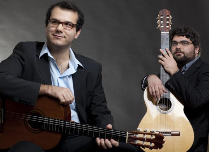 A Borgo a Mozzano il concerto di presentazione del primo cd del Duo Chitarristico Atzori – Brunini