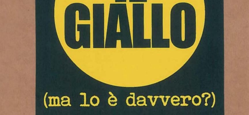 """Presentazione del libro """"IL GIALLO"""", di Fabrizio Betti"""