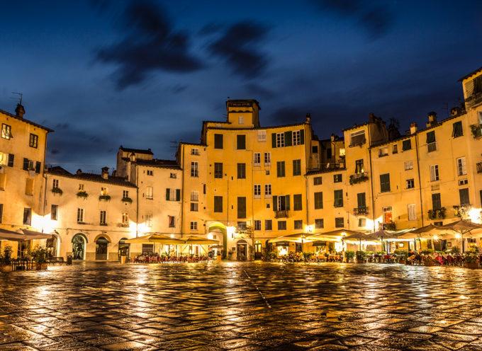 Lucca si presenta al mondo: il sindaco Tambellini illustra la città di fronte ai rappresentanti di tutti i continenti