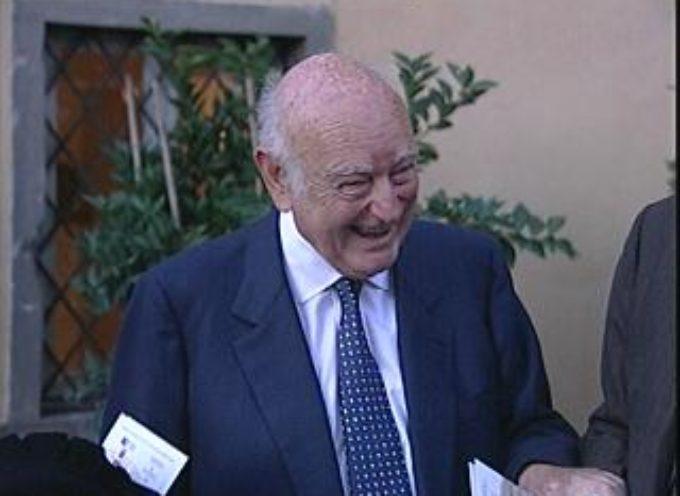 Questa mattina è morto il grande imprenditore Guelfo Marcucci