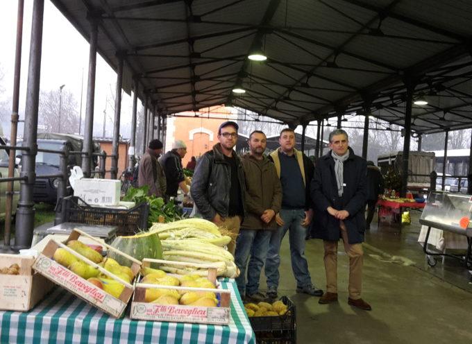 Mercato Contadino e Istituto Agrario: una collaborazione vincente