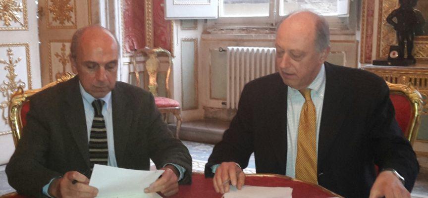 Occupazione suolo pubblico: firmato il Protocollo d'Intesa tra Comune di Lucca e Soprintendenza BAP di Lucca – Massa Carrara
