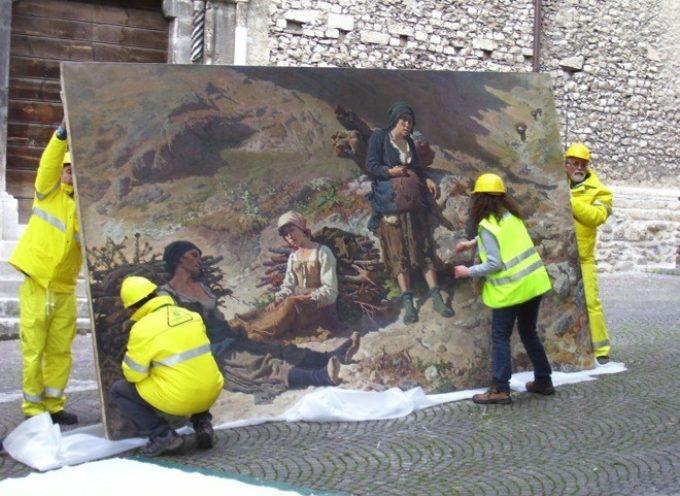 """""""La tutela del patrimonio culturale"""""""