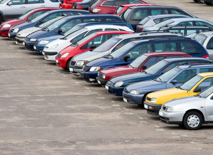 Razionalizzazione delle spese del parco auto: in vendita 11 veicoli