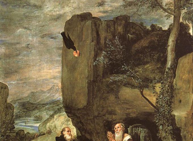 Il Santo del giorno, 10 Gennaio: S. Aldo e S. Paolo di Tebe, Eremiti