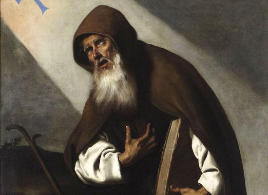 Il Santo del giorno, 17 Gennaio: S. Antonio Abate
