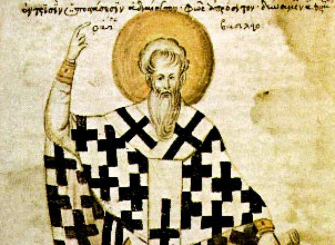 Il Santo del giorno, 2 Gennaio: S. Basilio Magno, S.Gregorio il Teologo