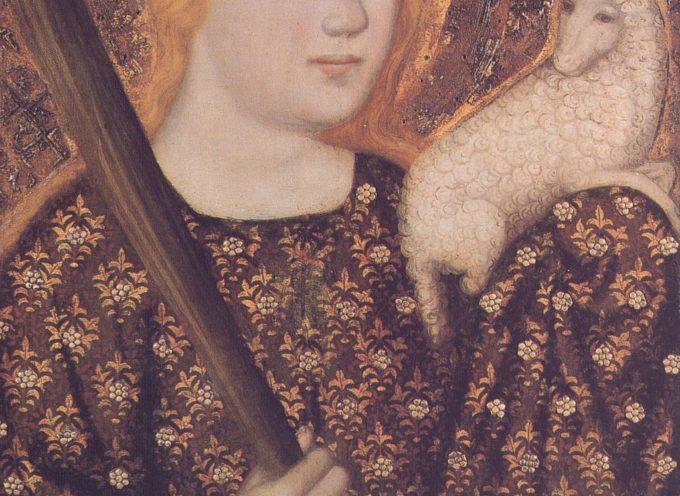 Il Santo del giorno, 21 Gennaio: S. Agnese, patrona dei fidanzati, dei giardinieri e tricologi