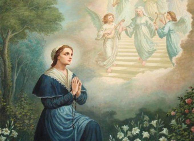 Il santo del giorno, 27 Gennaio: Sant' Angela Merici, fondatrice delle Orsoline