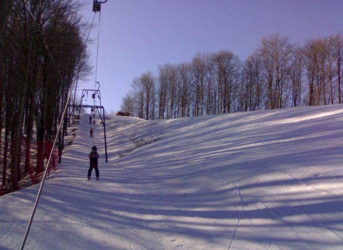 riaprono gli impianti di sci a careggine