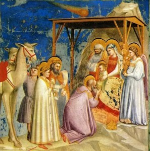 6 genn Giotto_-_Scrovegni_-_-18-_-_Adoration_of_the_Magi