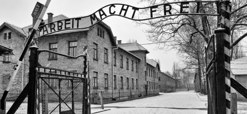 """Mostra Fotografica """"I Fantasmi di Auschwitz"""".   Lucca, dal 16 Gennaio al 31 Gennaio 2016."""