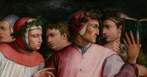 Dipinto Dante - Copia