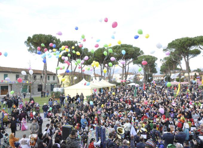 """Domenica prossima al via la 37esima edizione del """"Carnevale Porcarese"""""""