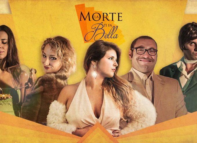 Domenica 24 gennaio 2016, alle ore 16:15, al Teatro dei Rassicurati di Montecarlo,  commedia chi e di scena