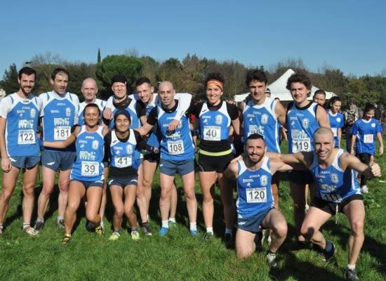 GS Orecchiella Garfagnana storico debutto della squadra femminile ai Campionati Toscani di Cross  Nel trail e su strada vittorie per Jessica Perna e Luca Diversi