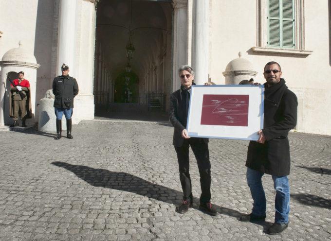 """""""4MIDABLE4"""" DI GIROLAMO DERACO E MAURIZIO DELLA NAVE PREMIATO A ROMA AL PRESTIGIOSO """"PREMIO ABBADO AWARD"""""""