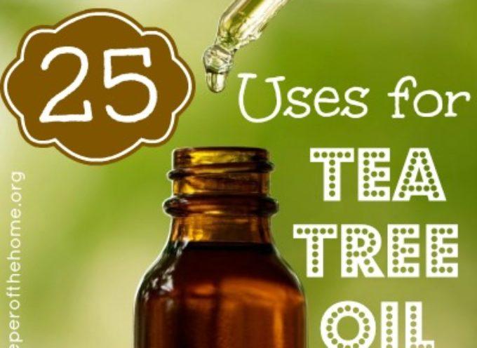 IL TEA TREE OIL