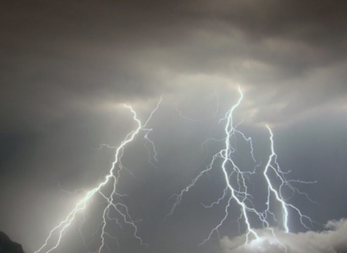 Allerta gialla rischio idrogeologico e idraulico sul reticolo minore dalle ore 14.00 alle 23,59 domani sabato 27 ottobre