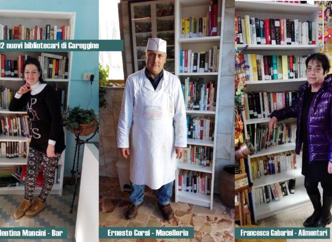 IL COMUNE CAREGGINE LANCIA UN PROGETTO UNICO IN ITALIA PER LA GESTIONE DELLA BIBLIOTECA COMUNALE
