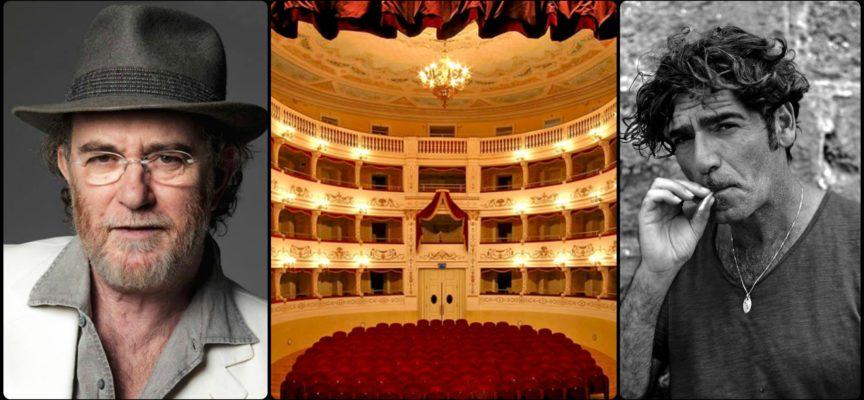 Castelnuovo di Garfagnana: al Teatro Alfieri Francesco De Gregori e Bobo Rondelli