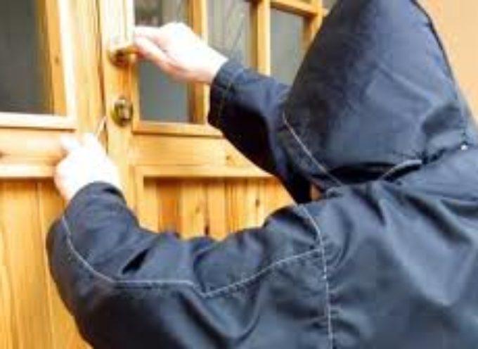 altri furti in garfagnana, ma questa volta  arrestato il malvivente