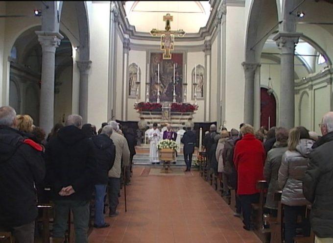 In Duomo a Castelnuovo l'ultimo saluto a Pierluca Rossi