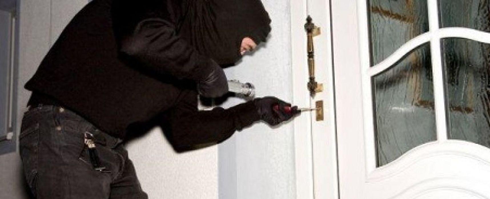 Anche sabato notte i ladri hanno colpito in alcune abitazioni  di camiliano