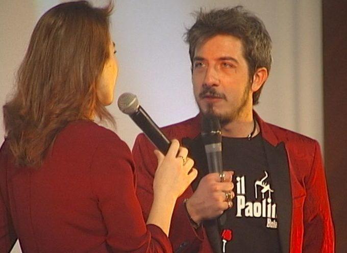 Grande successo per Paolo Ruffini alla 2° Ediz. di Unplugged Festival d'Autore al Ciocco