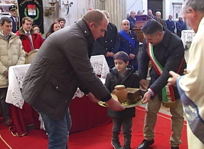 """385°esima Festa del Regalo a Castiglione di Garfagnana, quest'anno è il giovane Matteo Rossi a consegnare il """"dono"""""""