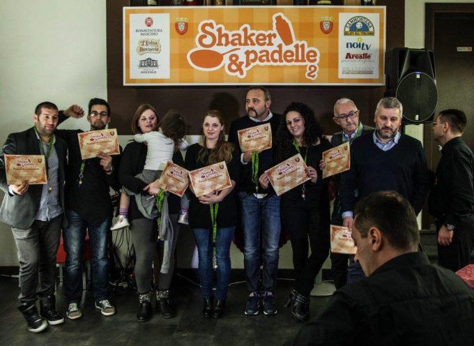 Grande successo per la 1° serata della seconda Edizione di Shaker e Padelle