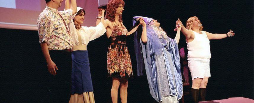 """Prosegue il Festival """"Il Toscanello"""": sabato 9 gennaio sul palco del Teatro di Ponte a Moriano va in scena """"Donnacce – Il lato nascosto delle donne e non solo"""""""