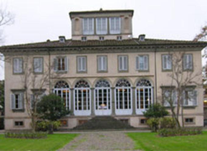 Villa Bottini, sopralluogo in vista del restauro