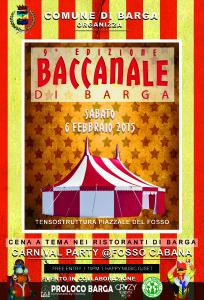 1 uff. baccanale