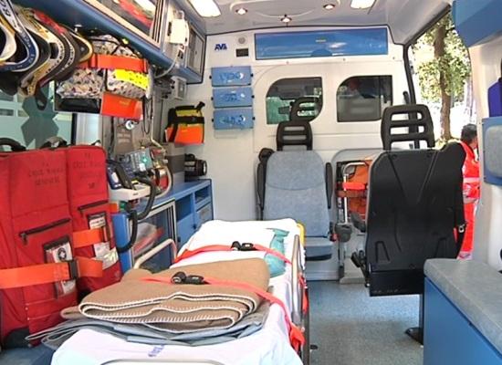 iniziata la Raccolta fondi per un'ambulanza per la Croce Verde di Ghivizzano