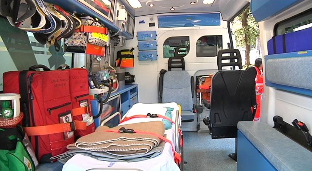 iniziata la raccolta fondi per un ambulanza per la croce