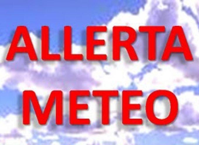 codice arancione per pioggia fino a mercoledì pomeriggio, per la ns. provincia di lucca