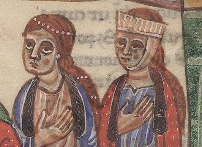 """""""Le donne nel 1200"""" convegno a Altopascio dei Cavalieri del Tau il 20 e 21 Febbraio 2016"""