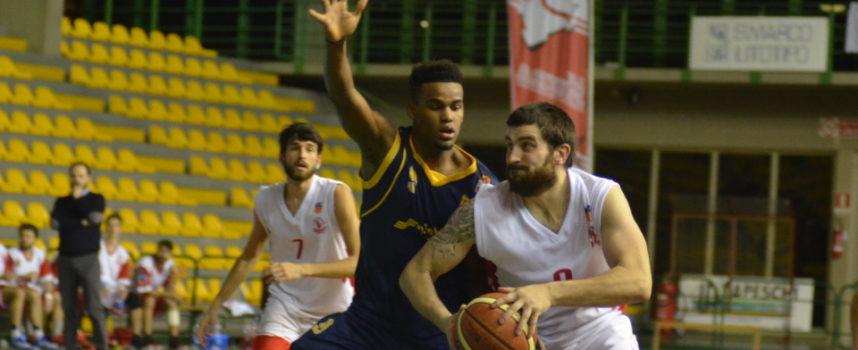 La Libertas vince e convince in casa contro l'Audax Carrara