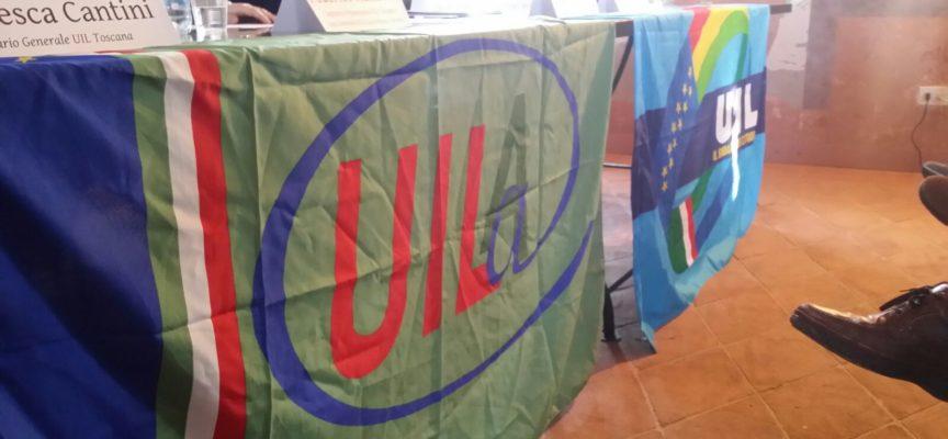 convegno uil A Agroalimentari Toscana che si è tenuto a Lucca