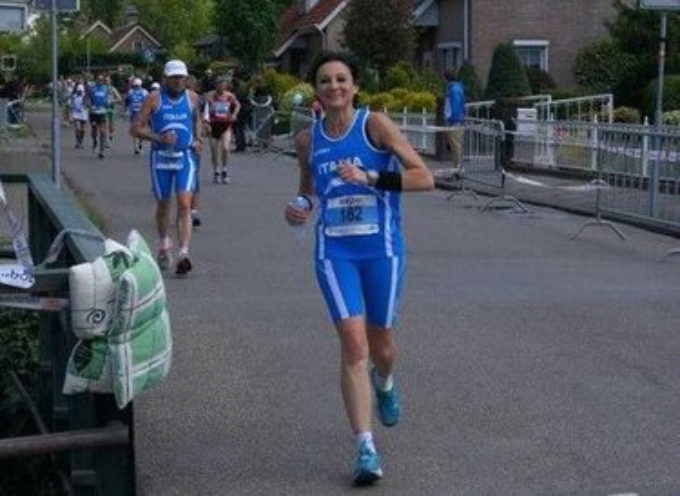 Laura Ravani del GS Orecchiella Campionessa Italiana 12 h – Trail