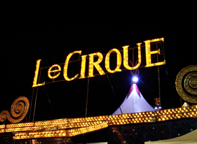 LE CIRQUE with the WORLD'S TOP PERFORMERS, A LUCCA